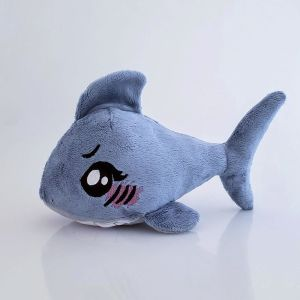 Denim Blue Shark side