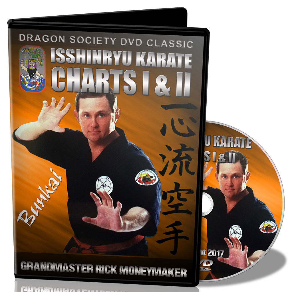 hight resolution of isshinryu karate charts i ii