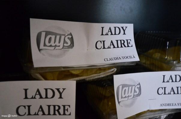 Recoltare Lay's - Chipsuri din recolta Claudiei