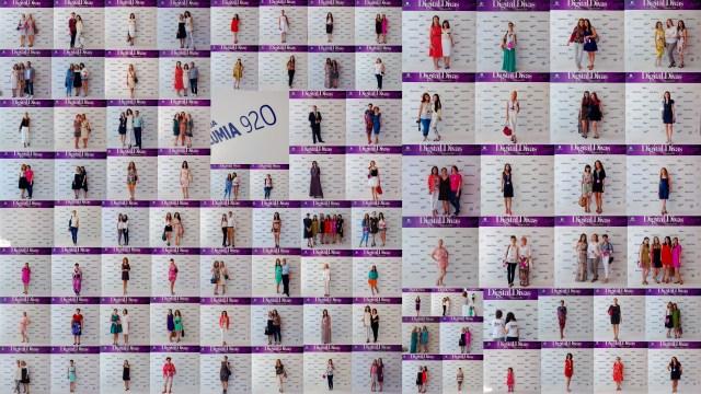 Colaj - 100 de fotografii la Digital Divas
