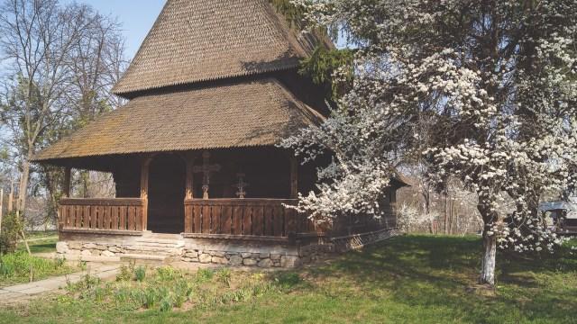 Galerie foto Primăvara la Muzeul Satului din București 25