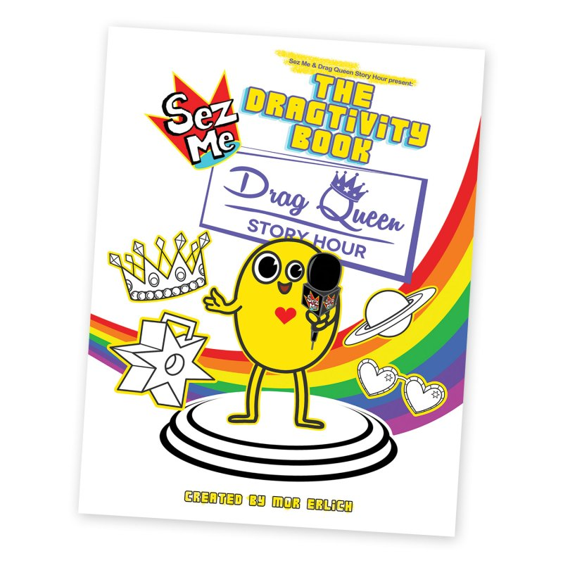 The Dragtivity Book cover
