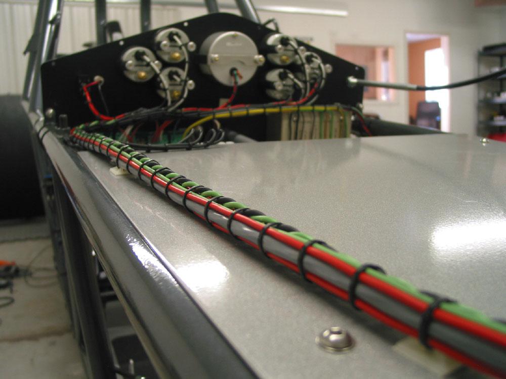 Race Car Wiring Diagram