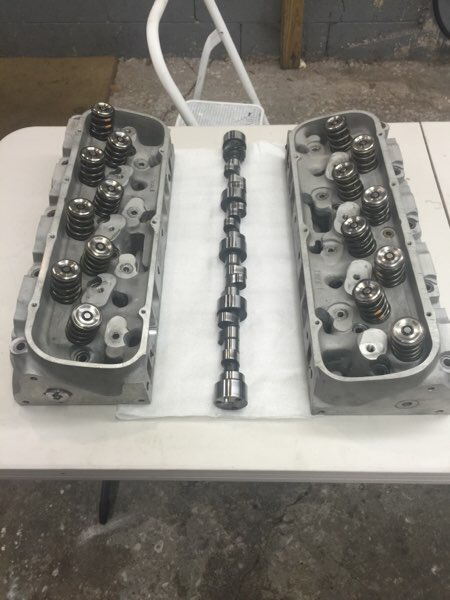 Big Block Chevy Head Numbers