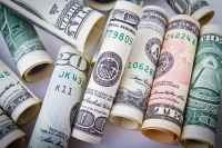 folded money