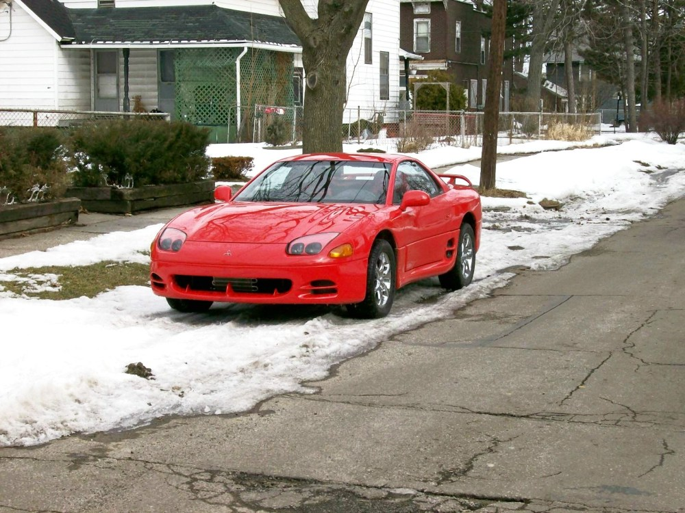 medium resolution of 1994 mitsubishi 3000gt sl twin turbo