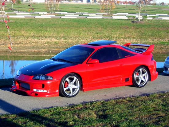 1998 2 Turbo Eclipse Mitsubishi Mitsubishi Gst 1998 Dr Eclipse Gst