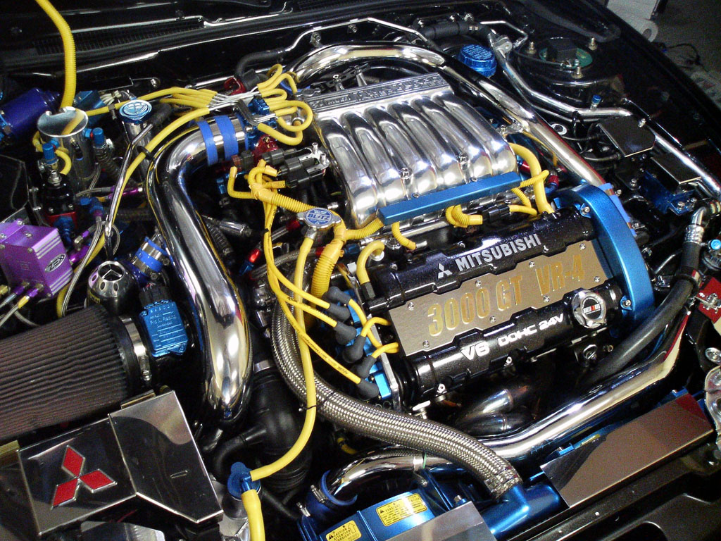hight resolution of 1999 mitsubishi 3000gt vr4 european