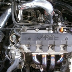 1997 Honda Civic Exhaust System Diagram 1991 Toyota Mr2 Wiring Manifold How To Install Replace