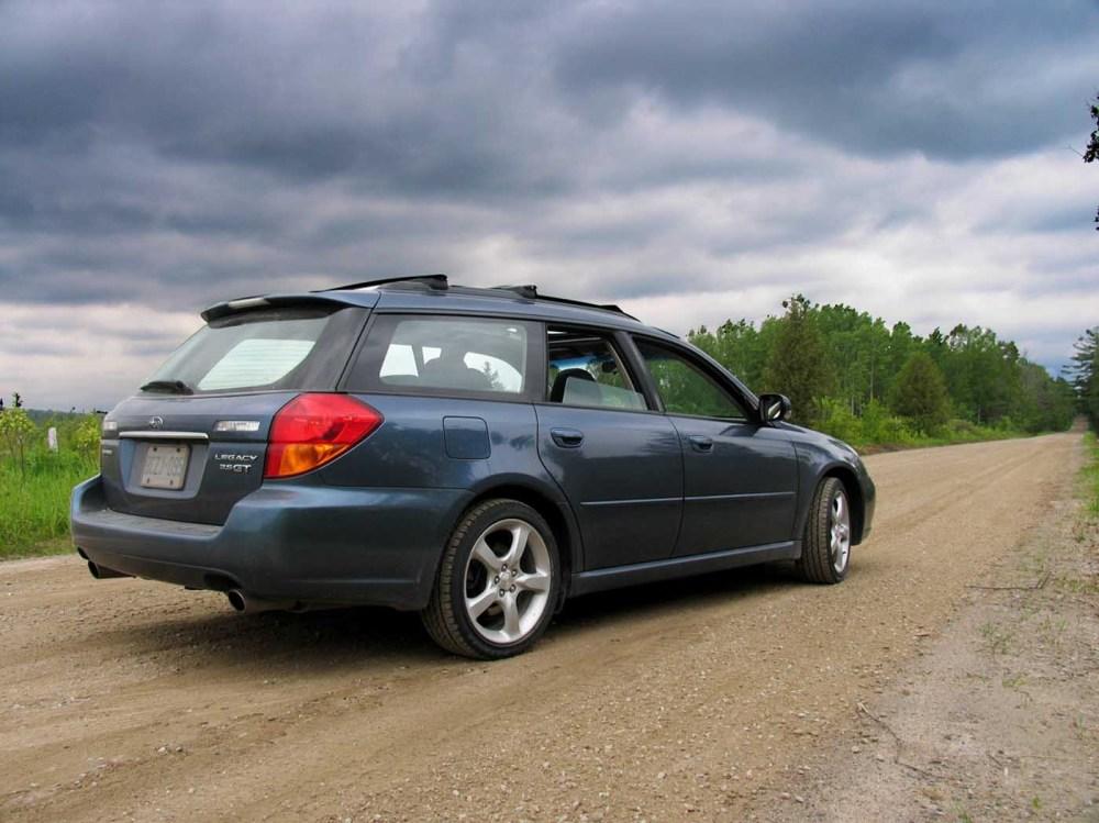 medium resolution of 2005 subaru legacy gt ltd wagon 1 4 mile trap speeds 0 60