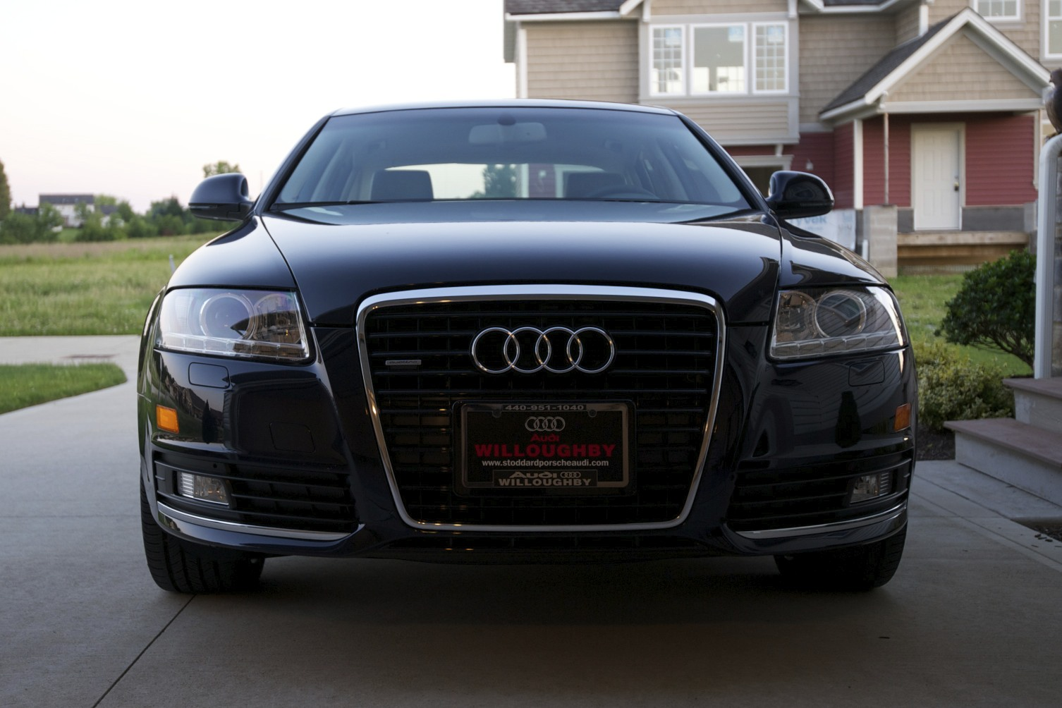 hight resolution of 2010 audi a6 3 0t stasis 1 4 mile drag racing trap speed 0 60