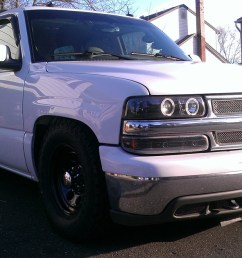 summit white 2003 chevrolet tahoe lt [ 1280 x 660 Pixel ]