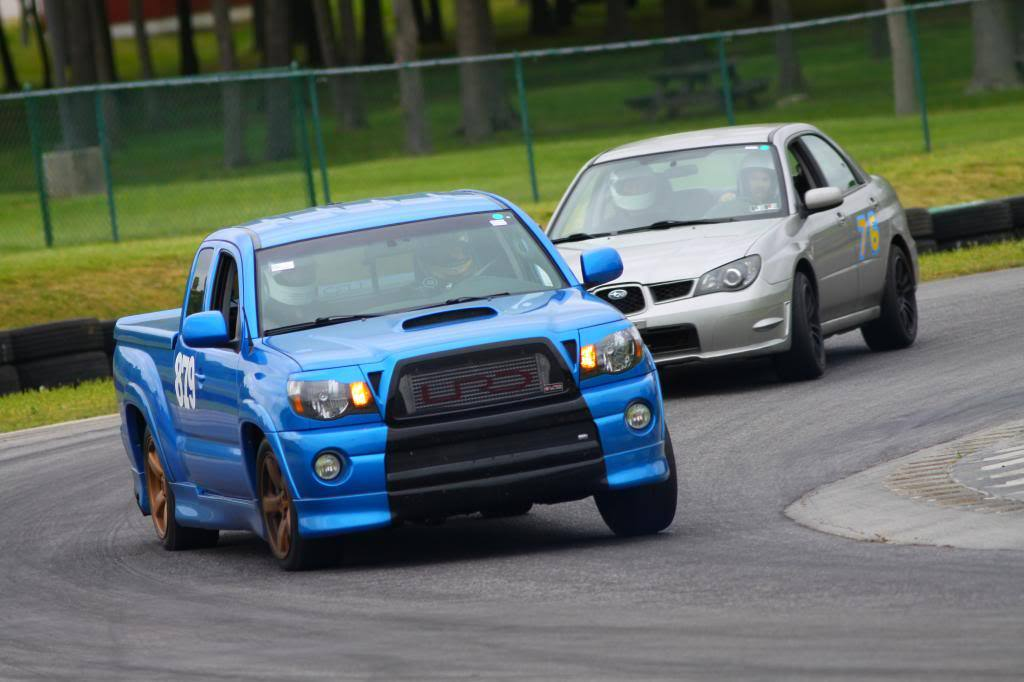 2005 Speedway Blue Toyota Tacoma XRunner Pictures Mods
