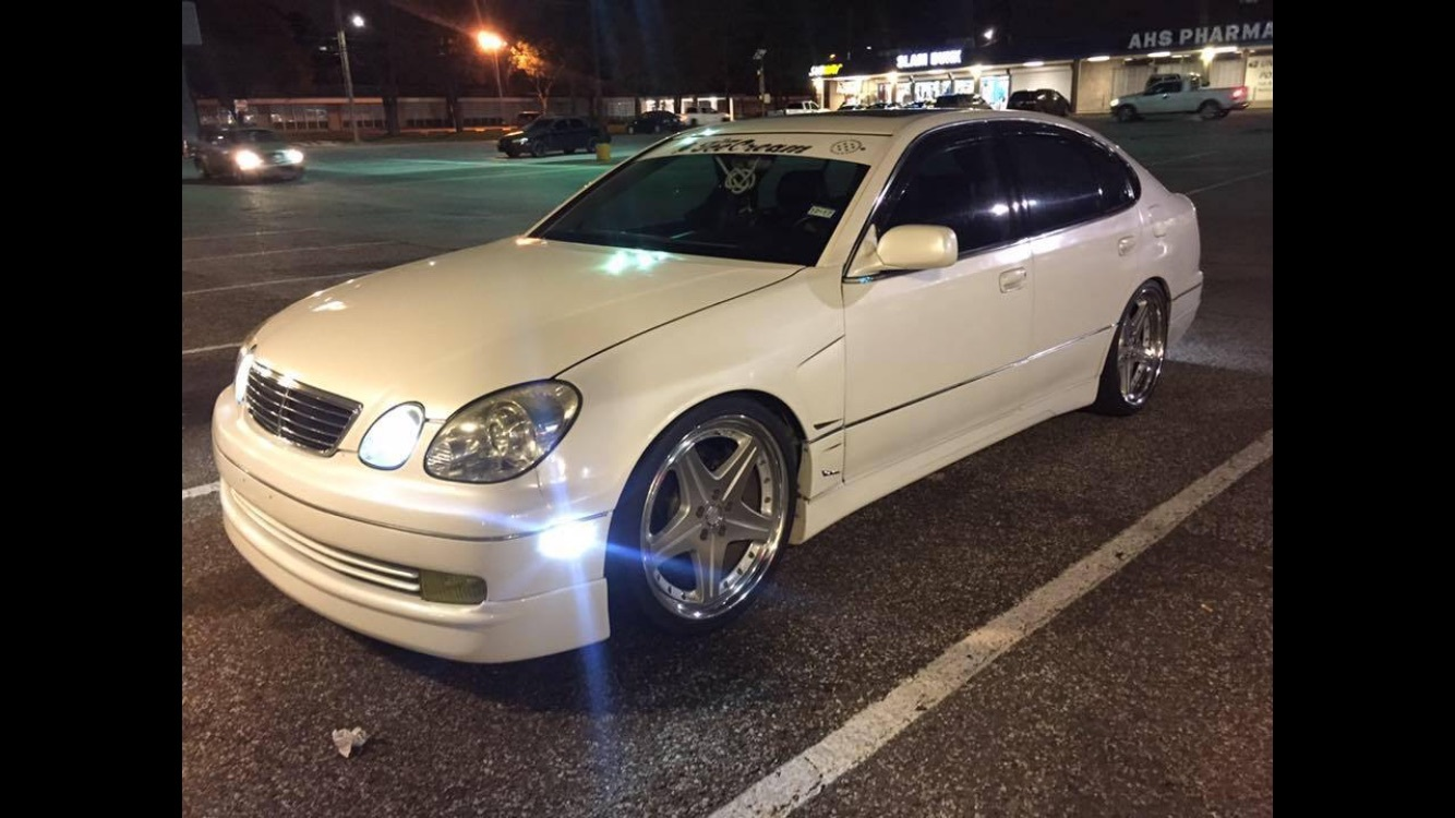 hight resolution of 1998 white diamond pearl lexus gs300 picture mods upgrades