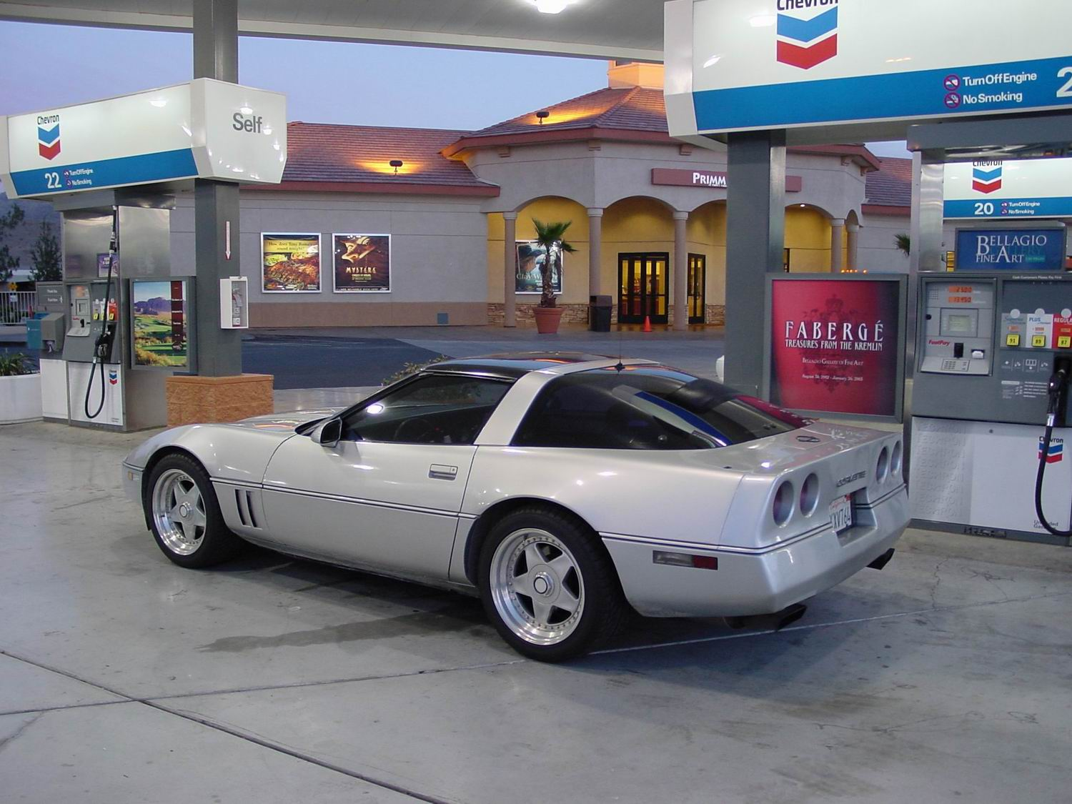 hight resolution of 1985 chevrolet corvette cp