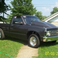 86 Chevy Truck Alternator Wiring Diagram Cigarette Lighter 1986 Chevrolet S10 Pickup Racing Pictures Mods Upgrades Wallpaper Picture