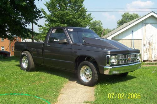 small resolution of 1986 chevrolet s10 pickup racing 1 4 mile trap speeds 0 60 rh dragtimes com