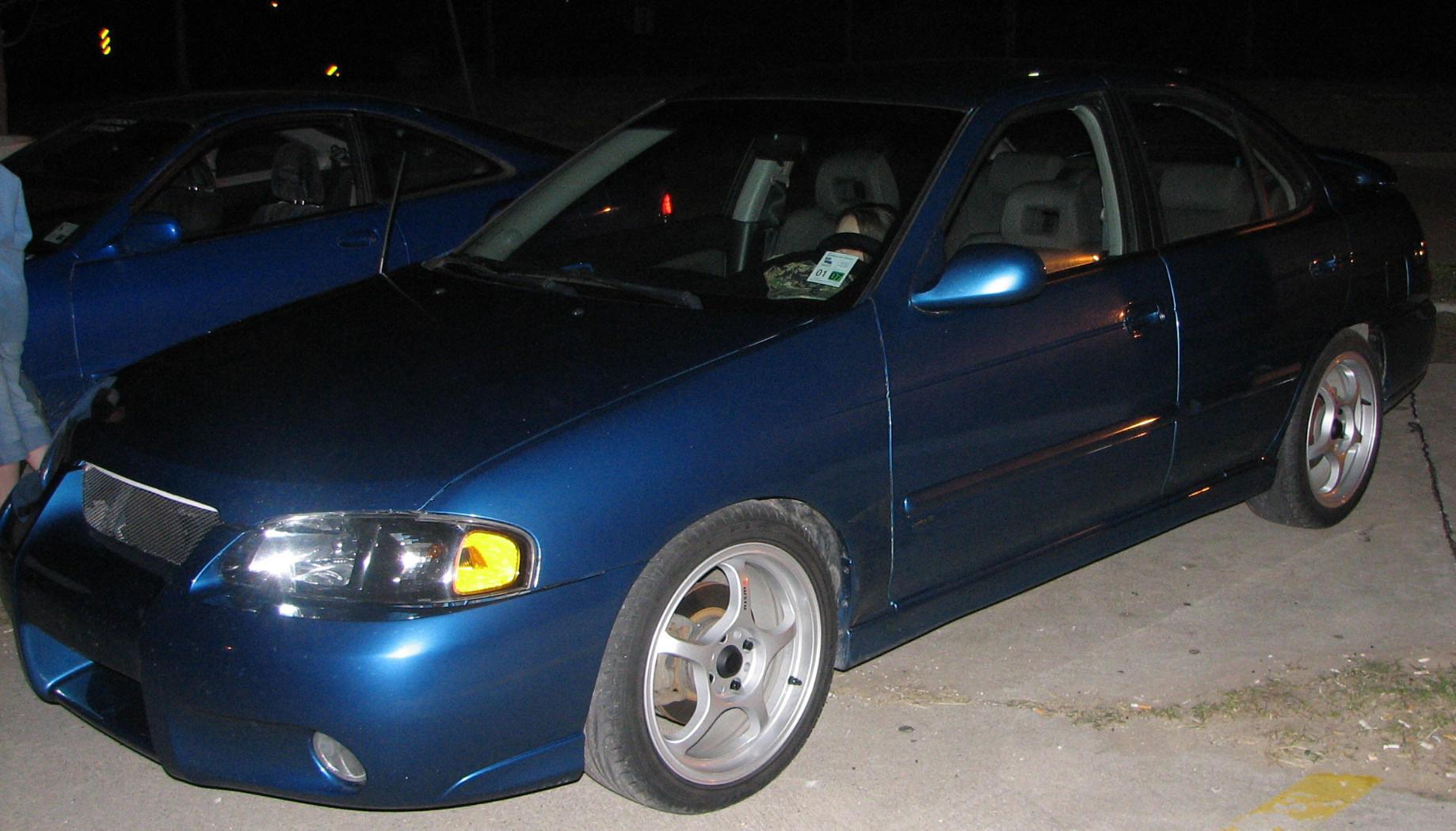 hight resolution of 2003 nissan sentra ser specv turbo