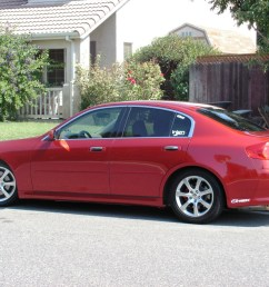 2005 infiniti g35 sedan nitrous [ 1024 x 768 Pixel ]