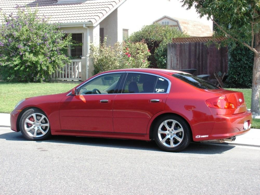 medium resolution of 2005 infiniti g35 sedan nitrous