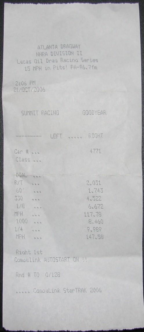 1991 Mitsubishi 3000GT VR4 1/4 mile trap speeds 0-60