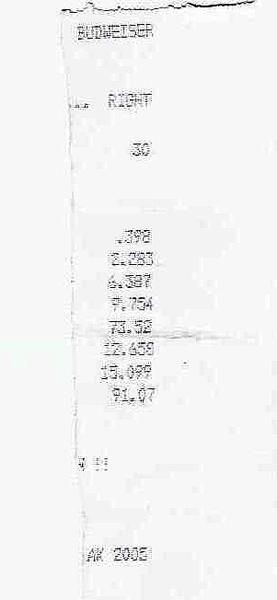 2004 Hyundai Tiburon GT V6 6-Speed 1/4 mile trap speeds 0