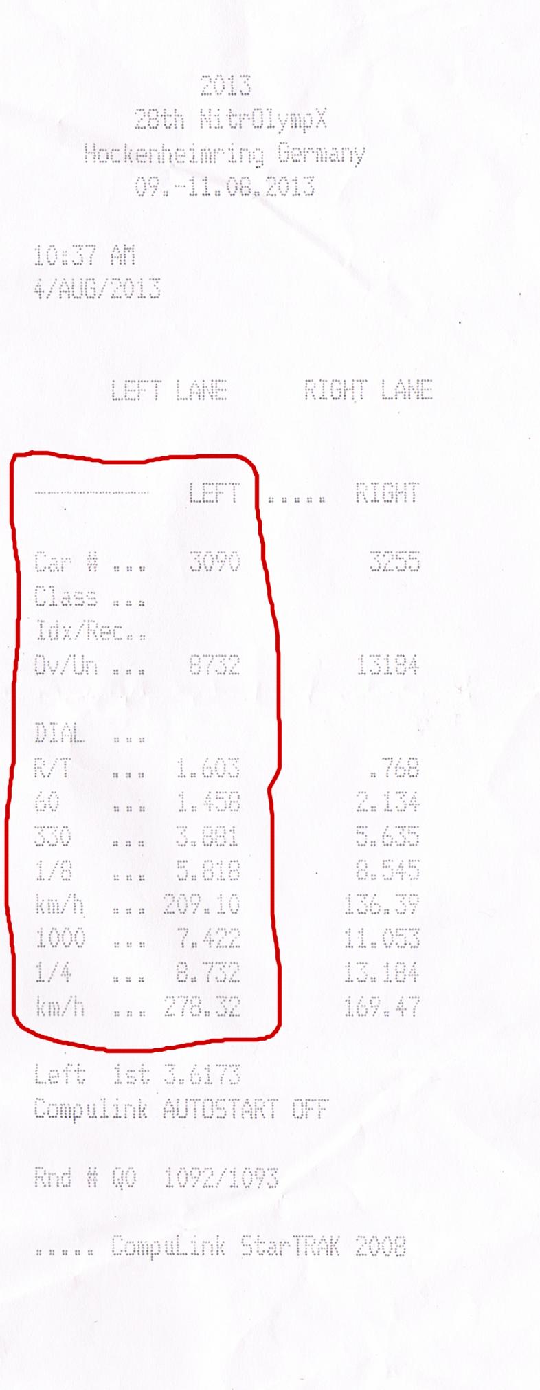 2007 Mitsubishi Lancer EVO AMS/STM Drag Evo IX 1/4 mile