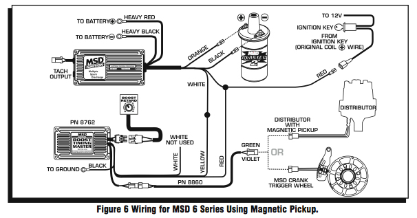 msd digital 6 plus wiring diagram 480 volt 3 phase plug point trigger all data s newest 6al takes conventional ignitions into the age 5