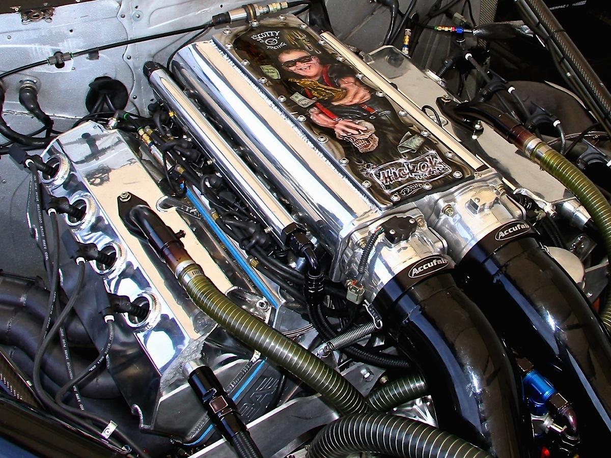 hight resolution of inside scott oksas twin turbo pro mod engine dragzine drag race twin turbo diagram