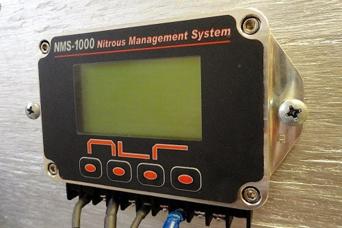 small resolution of here are two models of nitrous controllers edelbrock on the left and nlr on the right