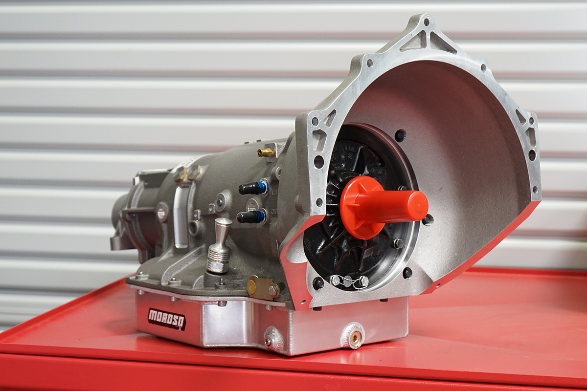 hight resolution of ati performance products has been at the forefront of aftermarket turbo 400 development with their two and three speed variants housed within their own