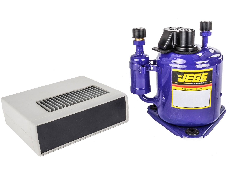 ac compressor derbi senda 125 wiring diagram jegs introduces remote mount electric a c