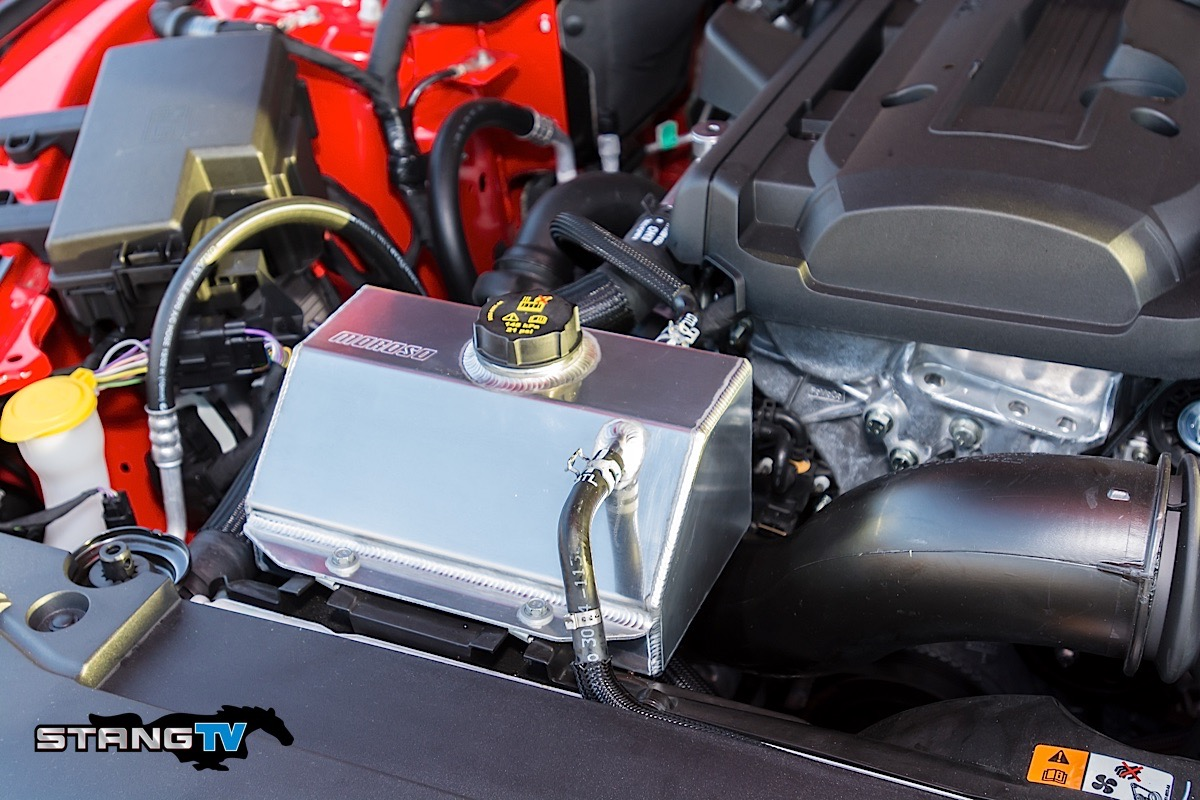 hight resolution of adding to the dress up items now available for the 15 mustang moroso has also recently released their new fuse box cover and brake fluid reservoir cover