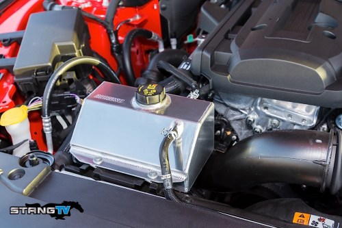 small resolution of adding to the dress up items now available for the 15 mustang moroso has also recently released their new fuse box cover and brake fluid reservoir cover