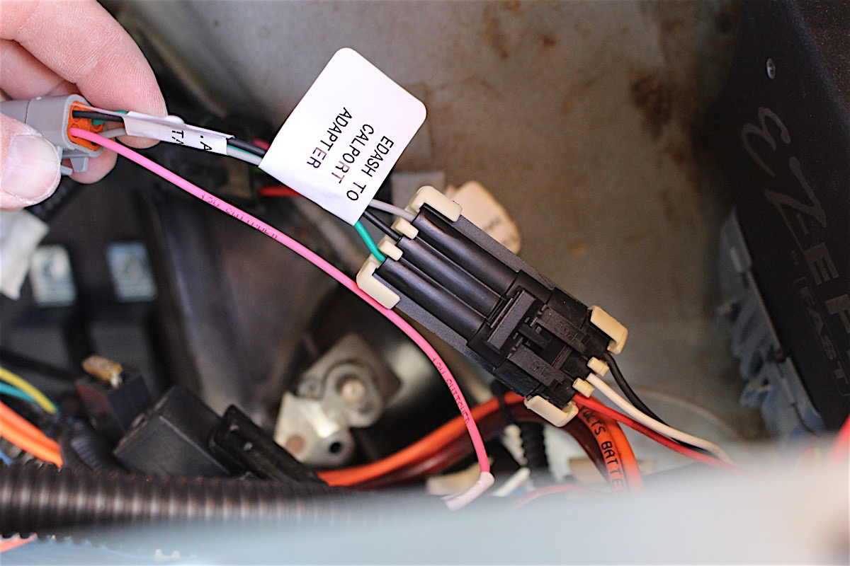 hight resolution of fast efi wire harness images gallery