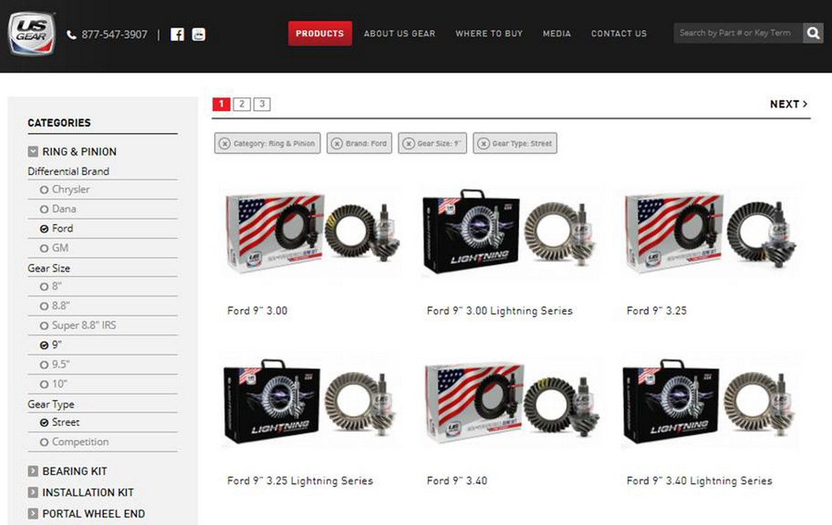 US Gear Launches Revamped Website Packed With New Features!
