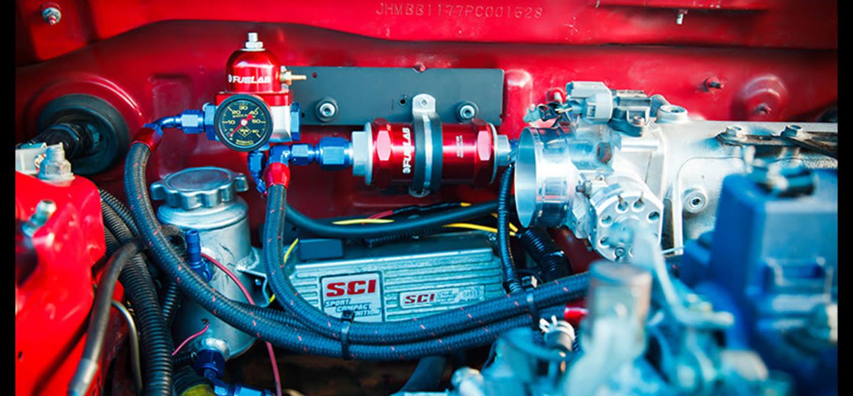 hight resolution of performance fuel filter