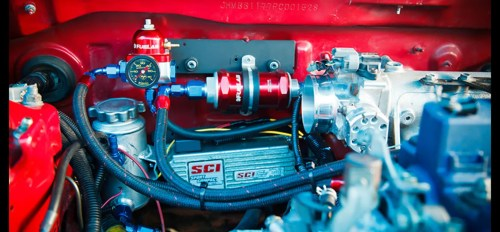 small resolution of performance fuel filter