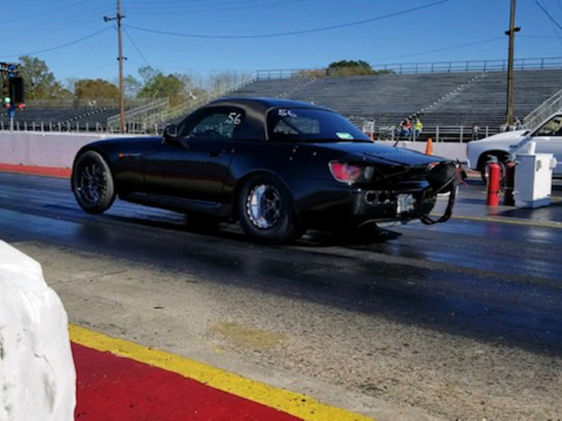 hight resolution of twin turbo ls swapped s2000 personifies simple but effective