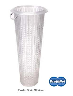 kitchen drain clog ninja mega complete system 1500 blender & food processor plastic floor strainer to prevent clogs ...