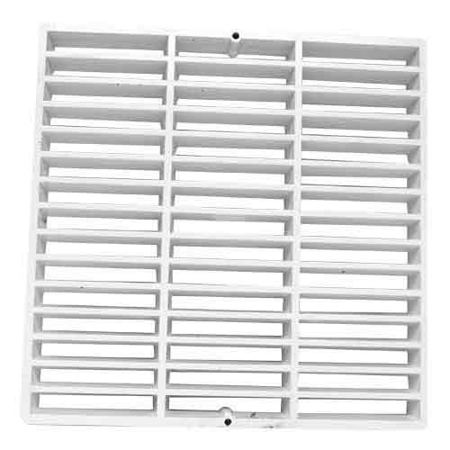 Floor Sink Replacement Grate  12 x 12 inch  Full Grate