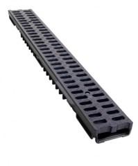Low Profile Drainage Channel x 1m A15 Plastic Grate - www ...