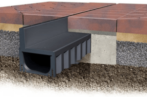 How To Install Aco Drain Drainage Superstore Help Advice