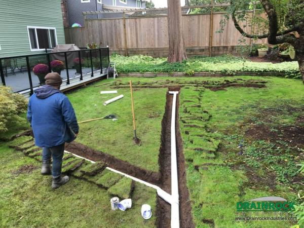 Yard Drainage Solutions Drain Well - Year of Clean Water