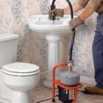Fix a clogged bathroom sink