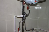 3 way Thermostatic Mixing Valve Installation | DrainRooter ...
