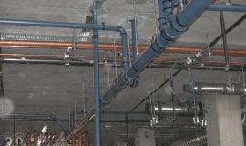 Industrial Drain System