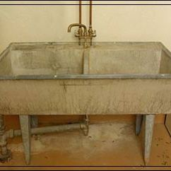 Pre Rinse Kitchen Faucet Cabinet Clearance Drake Mechanical | Laundry Sinks