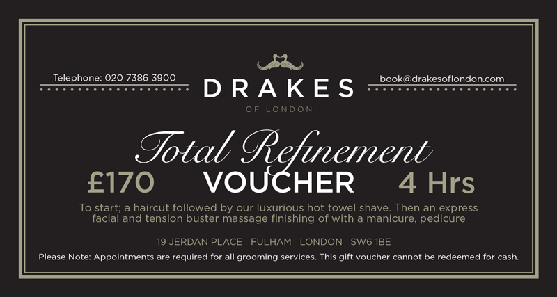 Total Refinement Gift Voucher