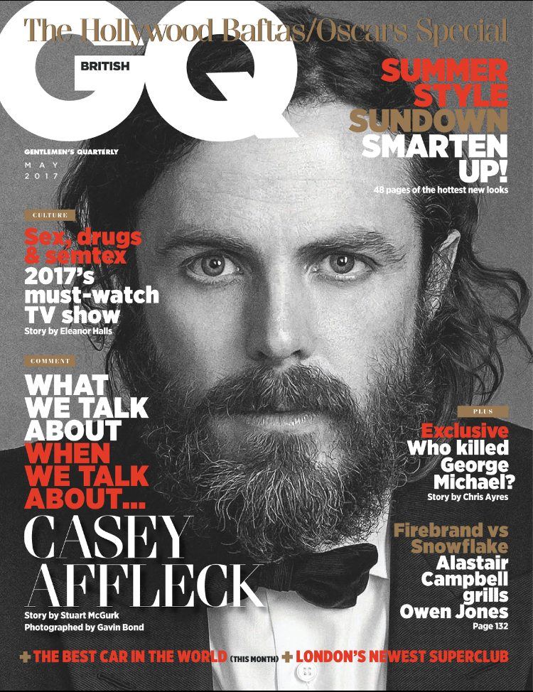GQ Digital Cover May 2017